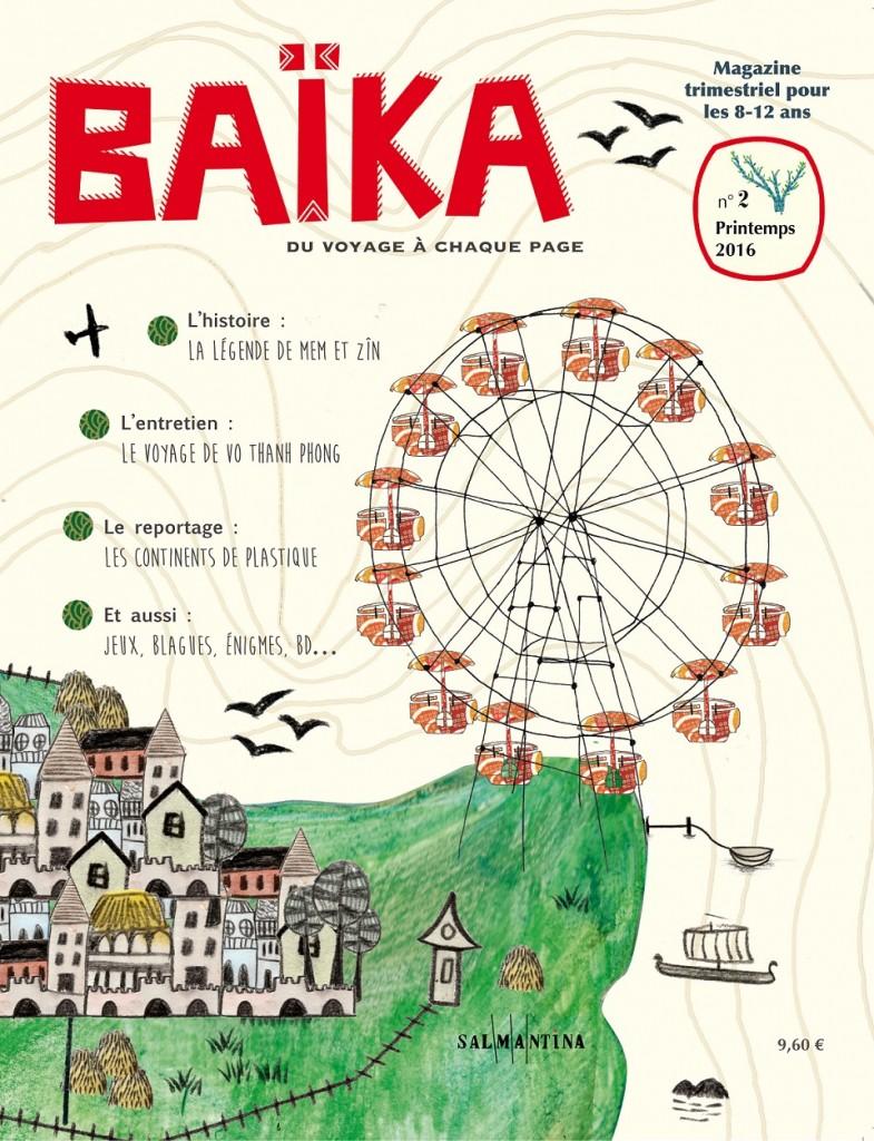 Baïka magazine, numéro 2
