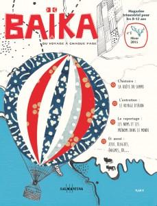 Baïka magazine, numéro 1