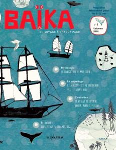 Baïka magazine