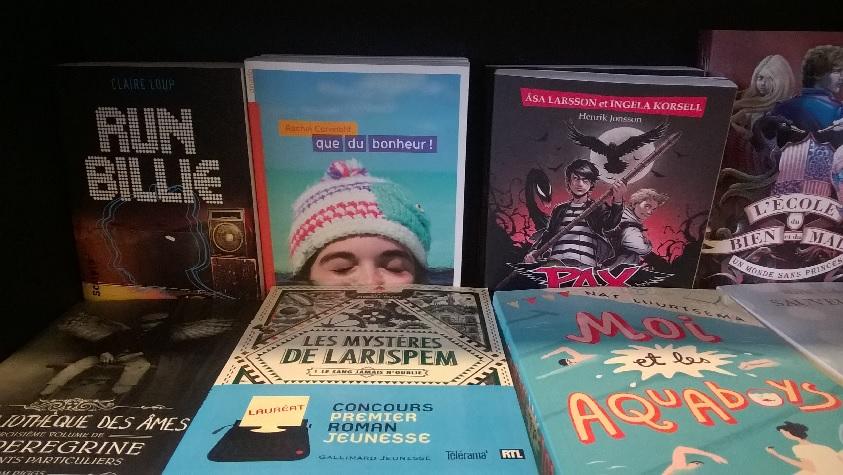à la librairie La manoeuvre à Paris