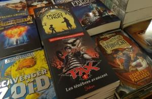 à la librairie Kléber à Strasbourg