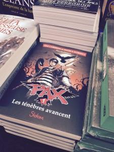 à la librairie Coiffard à Nantes