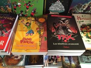 à la librairie L'humeur vagabonde jeunesse à Paris