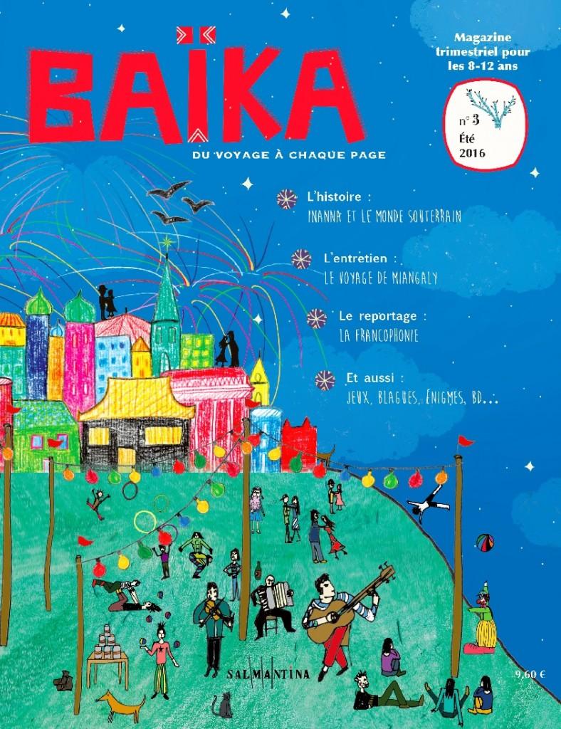 Baïka magazine, numéro 3