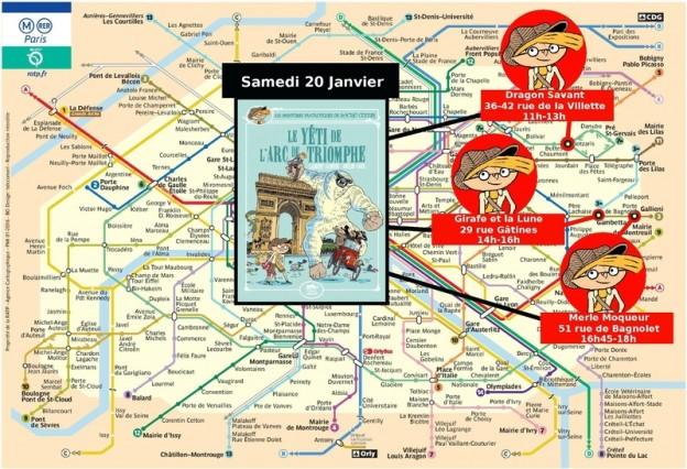 paris 20 janvier